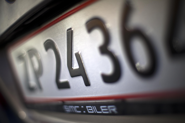 afgiftsvurdering af bil
